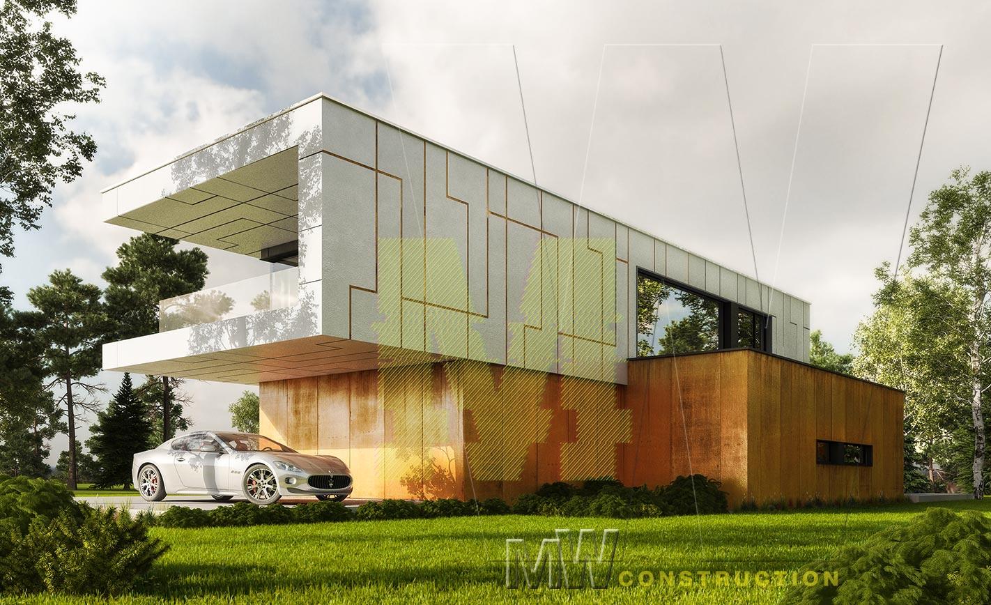 Modular Haus 210m2