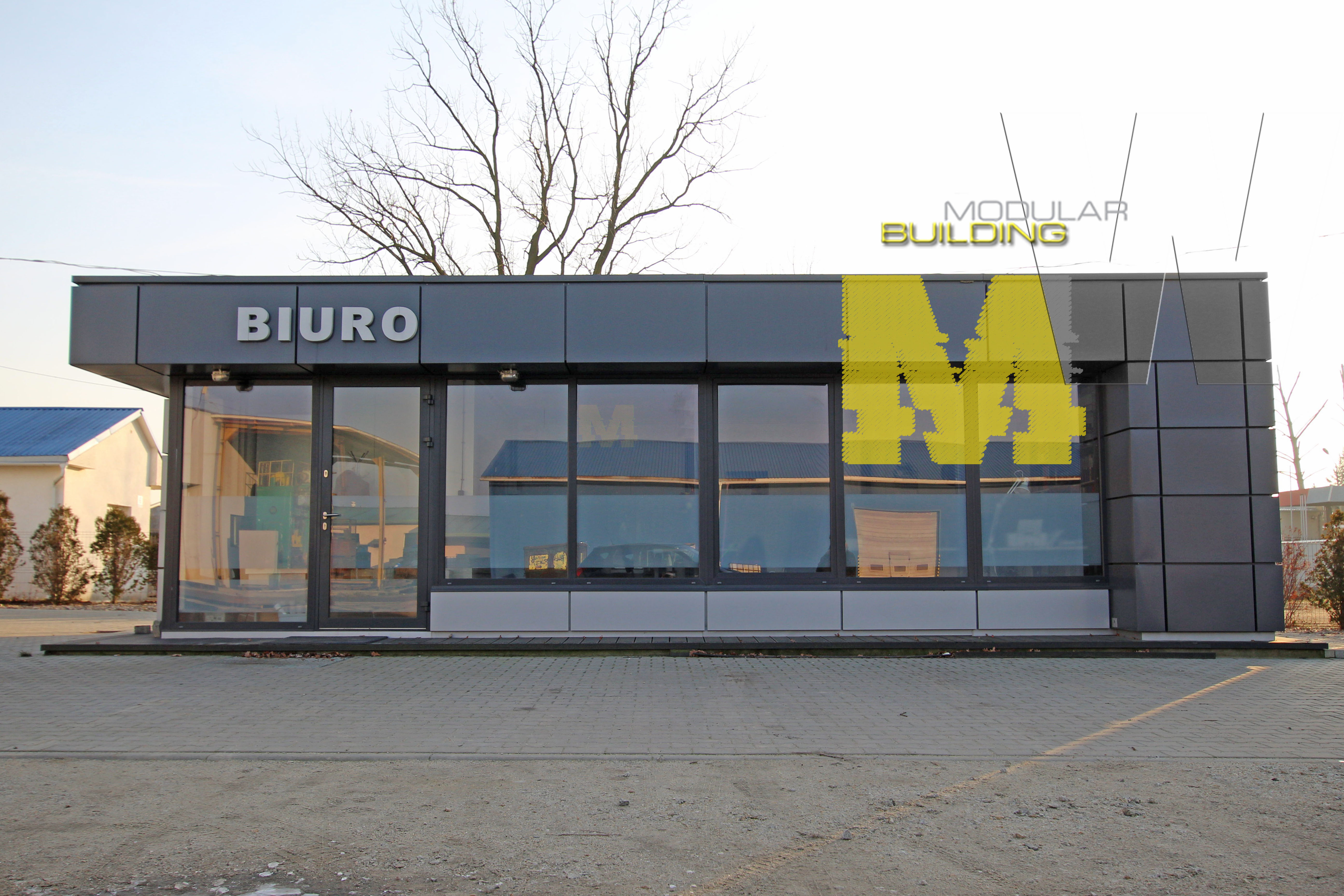 BIURO FIRMY MORPOL